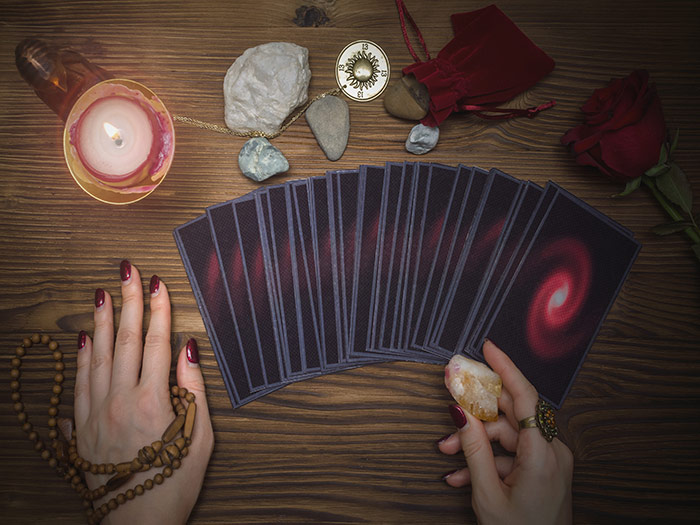 spiritual card readings